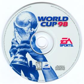 World Cup 98 - Disc