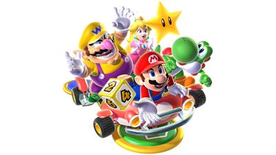 Mario Party 9 - Fanart - Background