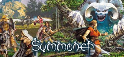 Summoner - Banner