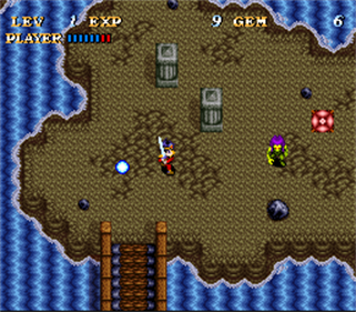 Soul Blazer - Screenshot - Gameplay
