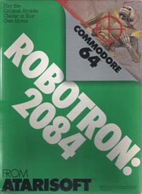 Robotron: 2084 - Box - Front