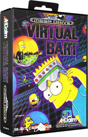 Virtual Bart - Box - 3D
