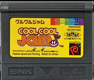 Cool Cool Jam - Cart - Front