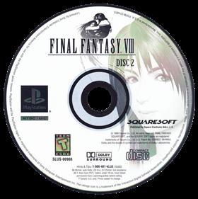 Final Fantasy VIII - Disc