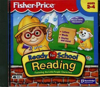 Fisher-Price Ready for School Reading