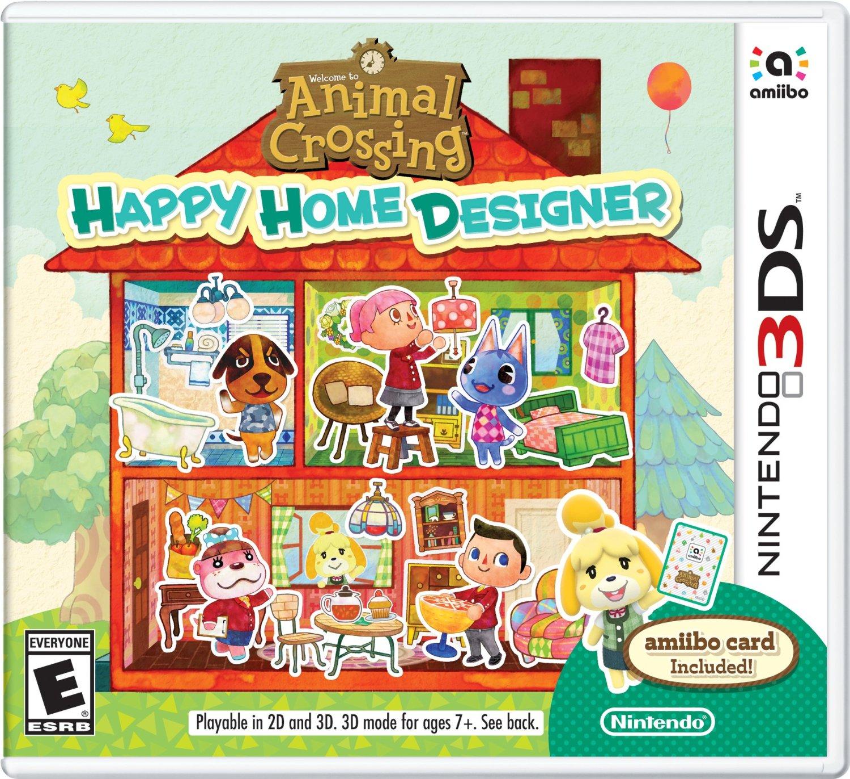 Animal Crossing Happy Home Designer Details Launchbox Games Database