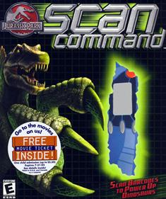 Scan Command: Jurassic Park