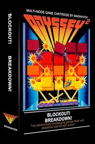 Blockout + Breakdown - Box - 3D