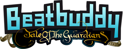 Beatbuddy: Tale of the Guardians - Clear Logo