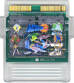 Action 52 - Cart - Front
