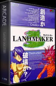 Land Maker - Box - 3D