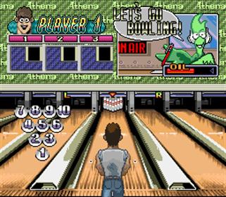 Super Bowling - Screenshot - Gameplay