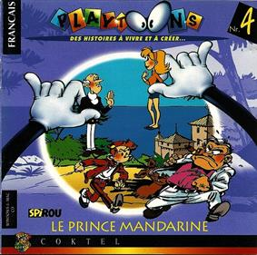 Playtoons 4: The Mandarine Prince