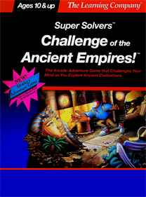 Super Solvers: Challenge of the Ancient Empires