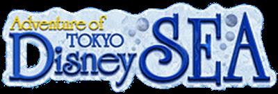 Adventure of Tokyo Disney Sea - Clear Logo