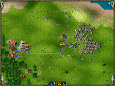 The Settlers II: Veni, Vidi, Vici (Gold Edition) - Screenshot - Gameplay