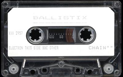Ballistix - Cart - Front