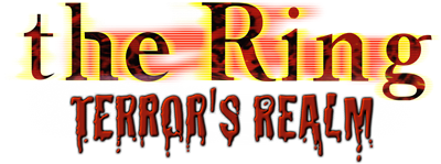 The Ring: Terror's Realm - Clear Logo