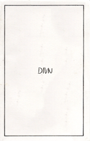 DIVN - Box - Front