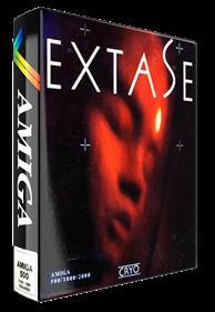 Extase - Box - 3D