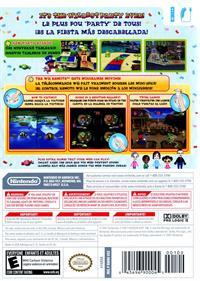 Mario Party 8 - Box - Back