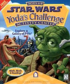 Star Wars: Yoda's Challenge: Activity Center