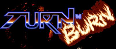 Turn n' Burn - Clear Logo