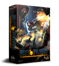 Ion Fury - Box - 3D