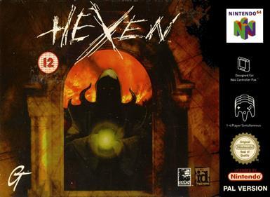 Hexen - Box - Front
