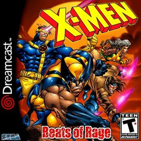 Beats Of Rage: X-Men