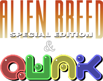Alien Breed Special Edition & Qwak - Clear Logo