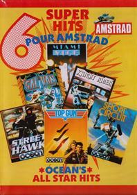 6 Super Hits pour Amstrad