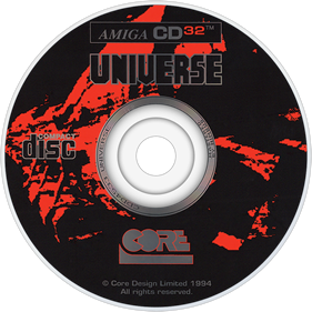 Universe - Disc