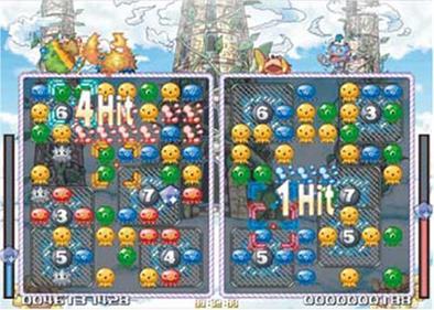 Octomania - Screenshot - Gameplay