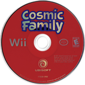 Cosmic Family - Disc