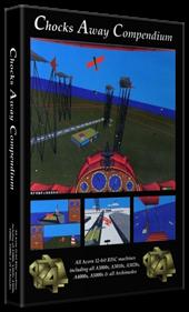 Chocks Away Compendium - Box - 3D
