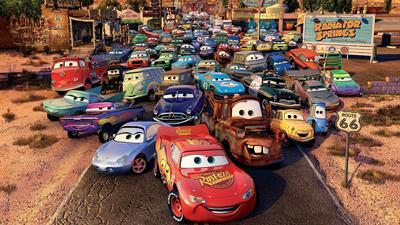 Cars - Fanart - Background