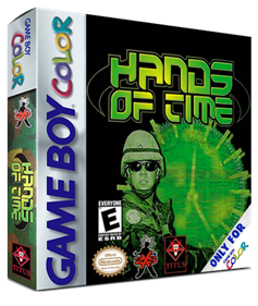 Hands of Time - Box - 3D