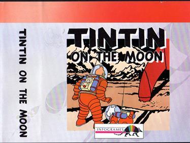 Tin Tin on the Moon