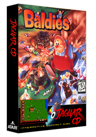 Baldies - Box - 3D