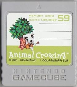 Animal Crossing - Cart - Front