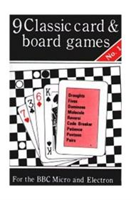 9 Classic card and board games : No. 1