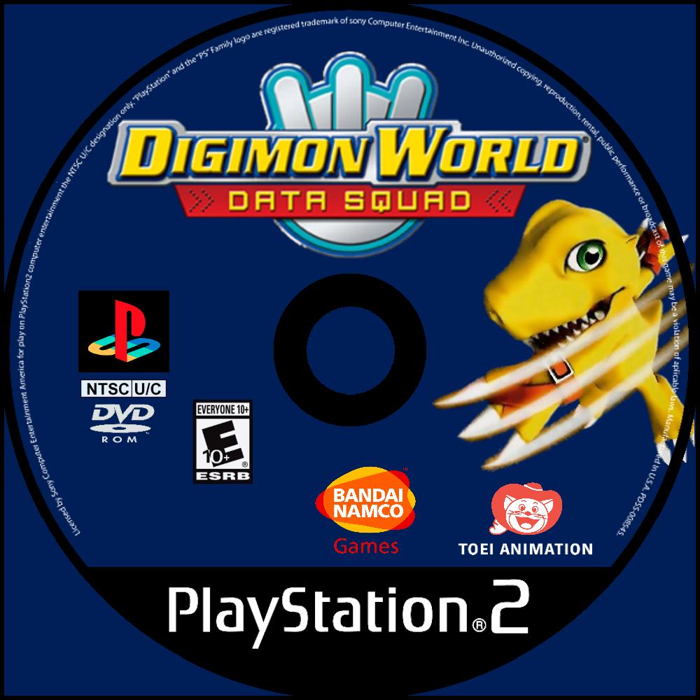 digimon world data squad ps2