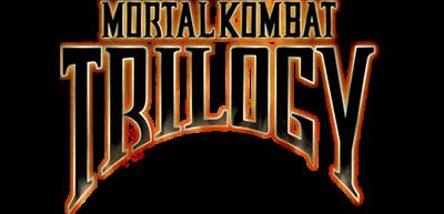 Mortal Kombat Trilogy - Clear Logo