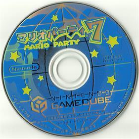 Mario Party 7 - Disc