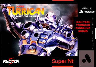 Super Turrican Director's Cut