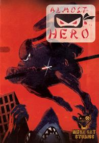 Almost Hero - Box - Front