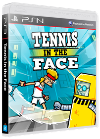 Tennis in the Face - Box - 3D