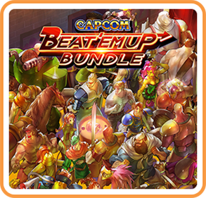 Capcom Beat 'Em Up Bundle - Box - Front