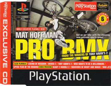 Official UK PlayStation Magazine: Demo Disc 68